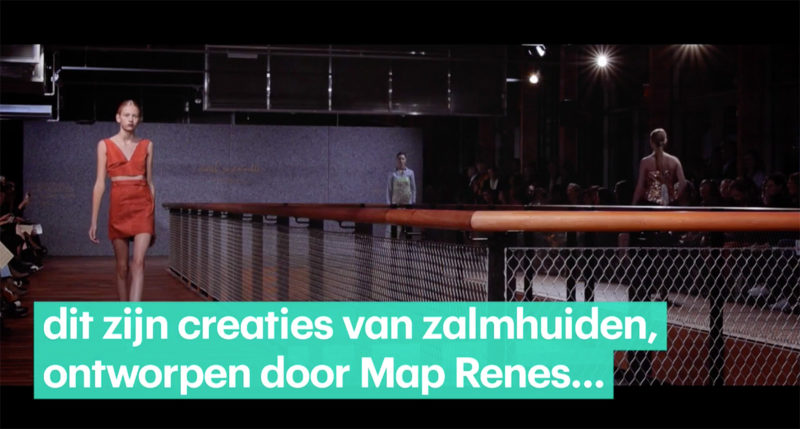 Dutch sustainable fashion show RokkandRoll_Map-Renes
